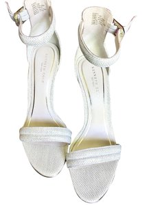 Kenneth Cole Wedding Wedding White / glitter Sandals