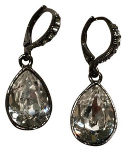 Givenchy tear drop earring