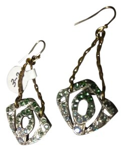 Lulu Frost $229 Lulu Frost silver metal dangling earrings
