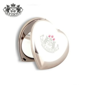 Juicy Couture Mirrored Compact with Case