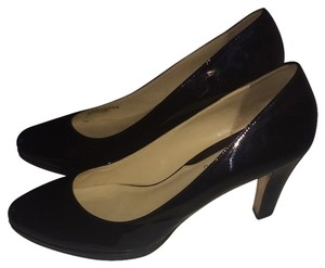 Cole Haan Black (patent) Pumps