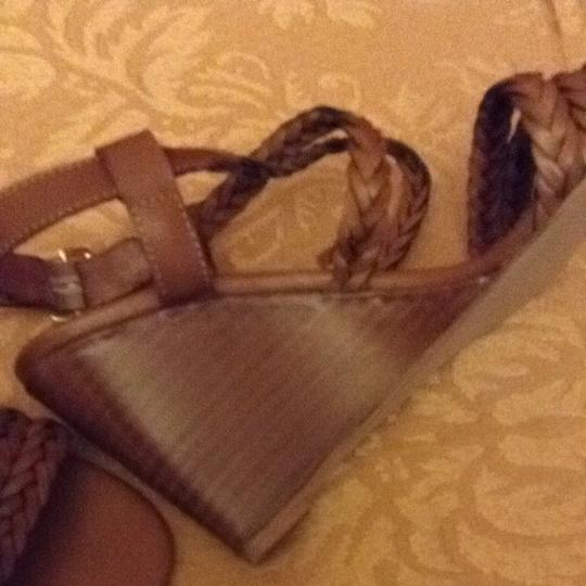 Sesto Meucci Leather 2nd's brown Sandals Image 1