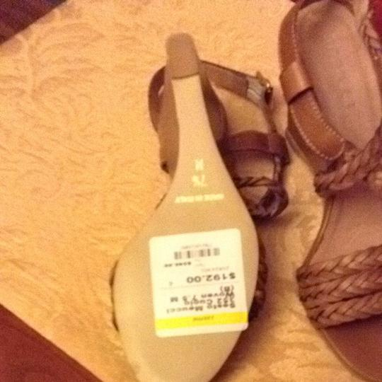 Sesto Meucci Leather 2nd's brown Sandals Image 3