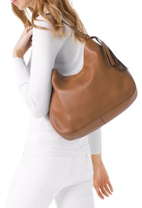 MICHAEL Michael Kors Leather Handbag Mk Leather Shoulder Bag