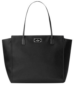Kate Spade Handbag Signature Tote in Black