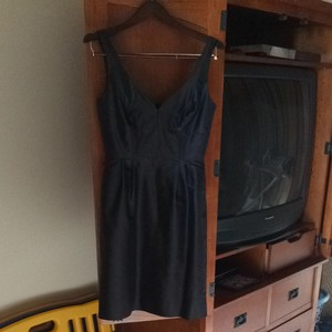 J.Crew Black Jcrew Bridesmaid Dress Dress