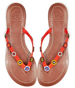 Tory Burch samba red Sandals