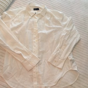 Gap Top Optic White