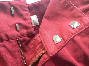 Banana Republic Mini/Short Shorts Red