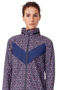 Tory Burch ~Pay Only $175 w/code~ NWT Sport All-Weather Run Jacket Floral Fields