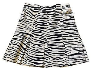 Marc Jacobs Skirt Black and cream