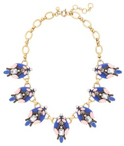 J.Crew Brilliant Stones Statement Necklace