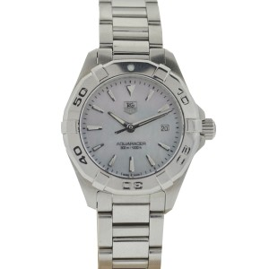 TAG Heuer Tag Heuer Aquaracer Mother of Pearl Dial Ladies Watch