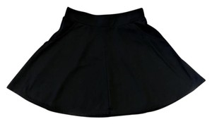 Cotton On Skater Mini Mini Skirt Black