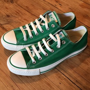 Converse Kelly Green Athletic