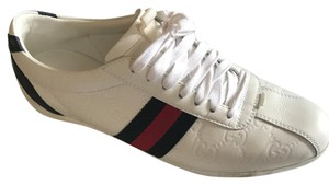 Gucci white/ red/ blue Athletic