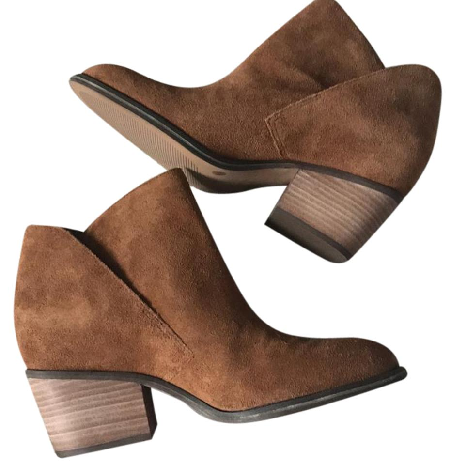 Jessica Simpson Canela Brown Brown Canela Js-tandra Boots/Booties 14562d