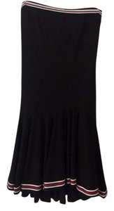 Plein Sud Strapless Dress Dress
