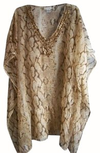 Collection Eighteen New Without Tags Never Worn Snakeskin Tunic