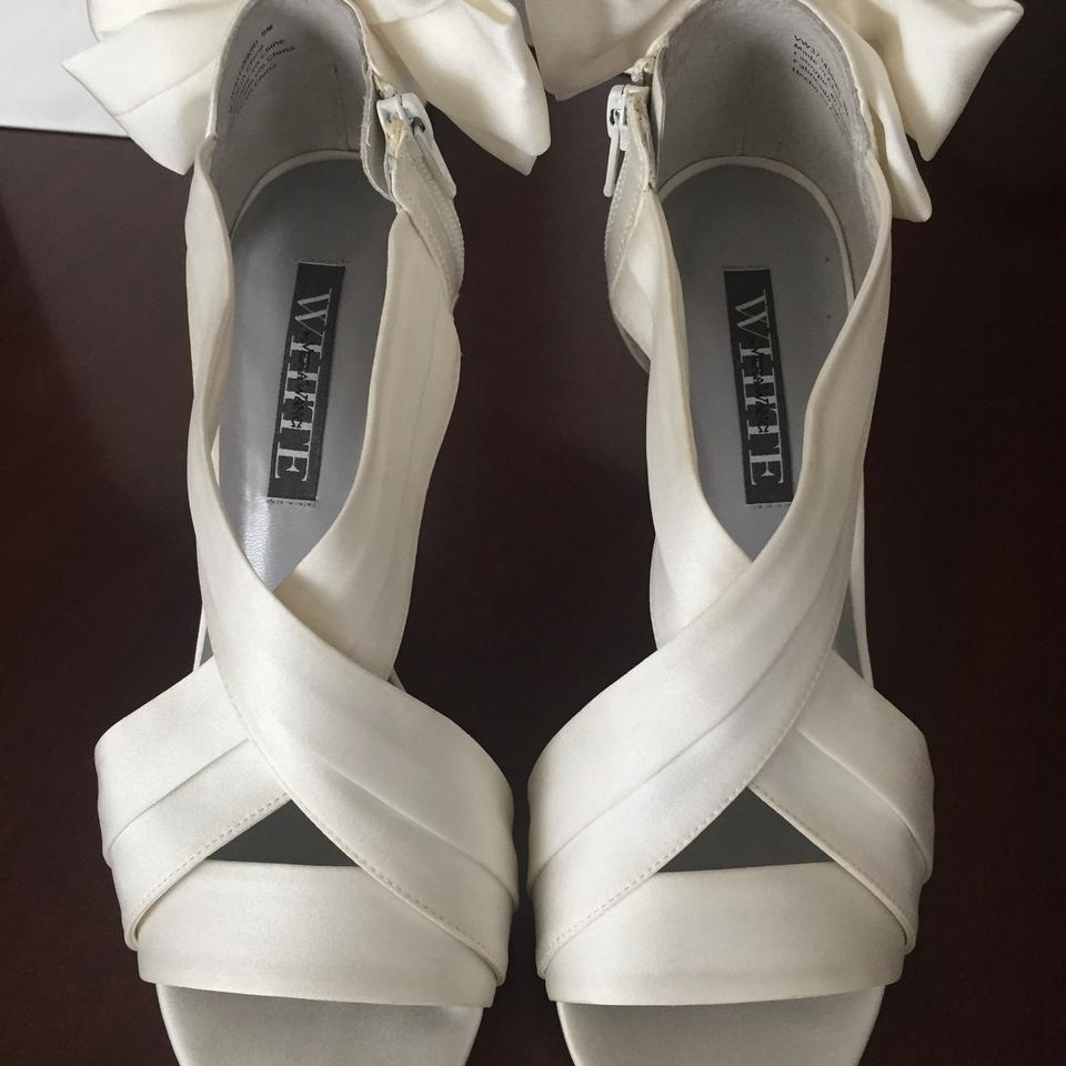 c039c63dae1dc White by Vera Wang Ivory Vw371459 Formal Shoes Size US 9 Regular (M ...
