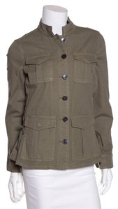 Tory Burch Army Green Jacket