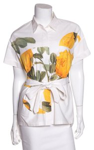 Dries van Noten Top White