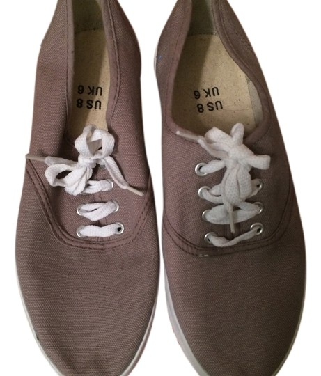 Urban Outfitters Keds Taupe Flats