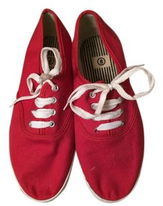 Urban Outfitters Keds Red Flats