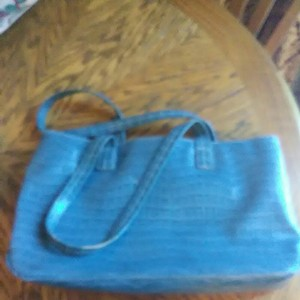 Charter Club Tote in Blue