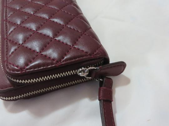 Coach Coach double zip multi-funtion wallet (Ship via Priority Mail)