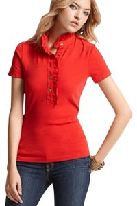 Tory Burch T Shirt Red