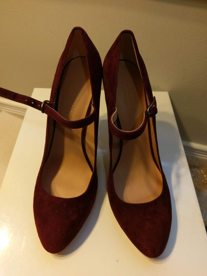 7a3fb20459db Halston Burgundy Heritage New Carol Pumps Size US 10 Regular (M