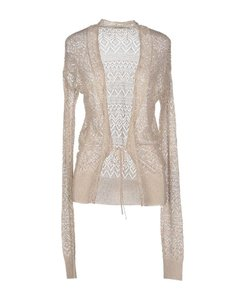Mes Demoiselles Sweater Paris French New Chic Classic Golden Eyelet Layering Cardigan