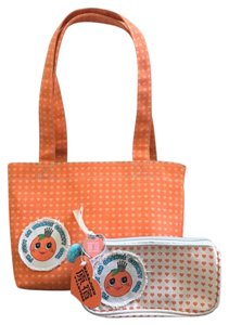 Harajuku Lovers Tote in Orange