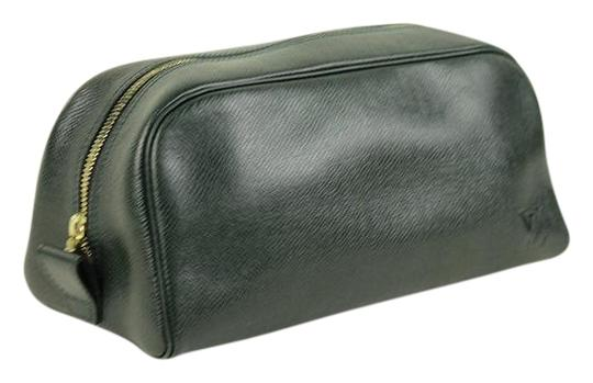 Louis Vuitton Cosmetic Make Up Bag Leather LVTL60
