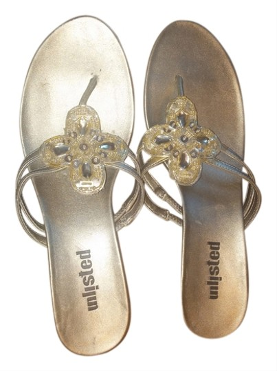 Other Pewter Sandals