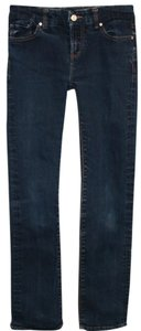 !iT Jeans Girls It Teens Straight Leg Jeans-Medium Wash