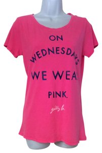 Gilly Hicks T Shirt Pink