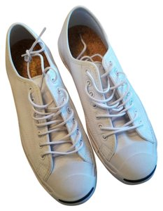 Converse White leather Athletic