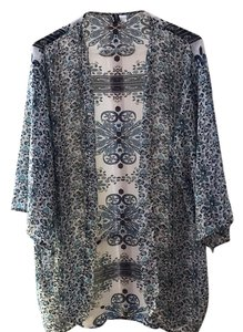 Divided by H&M Boho Bohemian Wrap Cover-up Cover Up Sweater