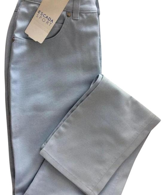 Item - Blue High-waisted Pants Size 6 (S, 28)