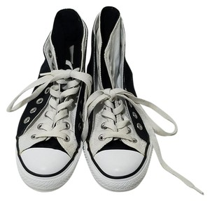 Converse Black White Athletic