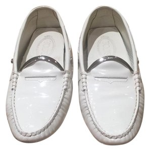 Todds white Flats