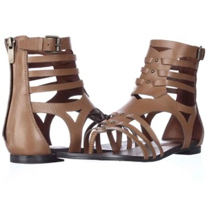 Enzo Angiolini Brown Sandals