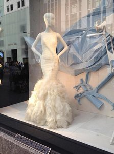 Vera Wang Vera Wang June 121712 Wedding Dress
