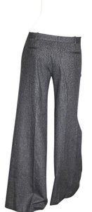 Gucci Wide Leg Pants grey