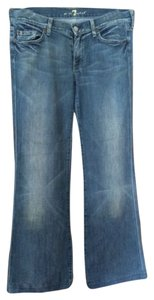 7 For All Mankind Comfy Relaxed Fit Jeans-Medium Wash