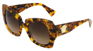 Versace NEW VERSACE Crystal Charm (VE 4308) LUXURY SUNGLASSES, MADE IN ITALY