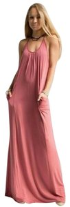 Blush Maxi Dress by Fashionomics
