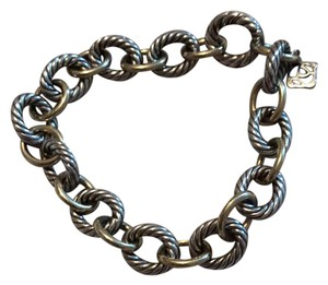 David Yurman medium David Yurman chain link bracelet, STYLE NUMBER: BC0133 S8